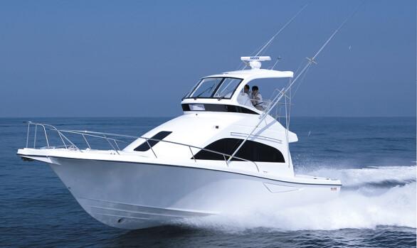 NJM NEX34C 豪華飛橋式遊艇/海釣船